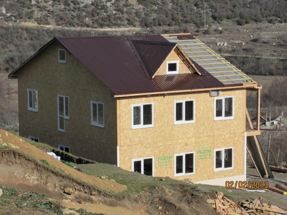 2 февряля 2012г. Дом-общежитие на монастырском подворье