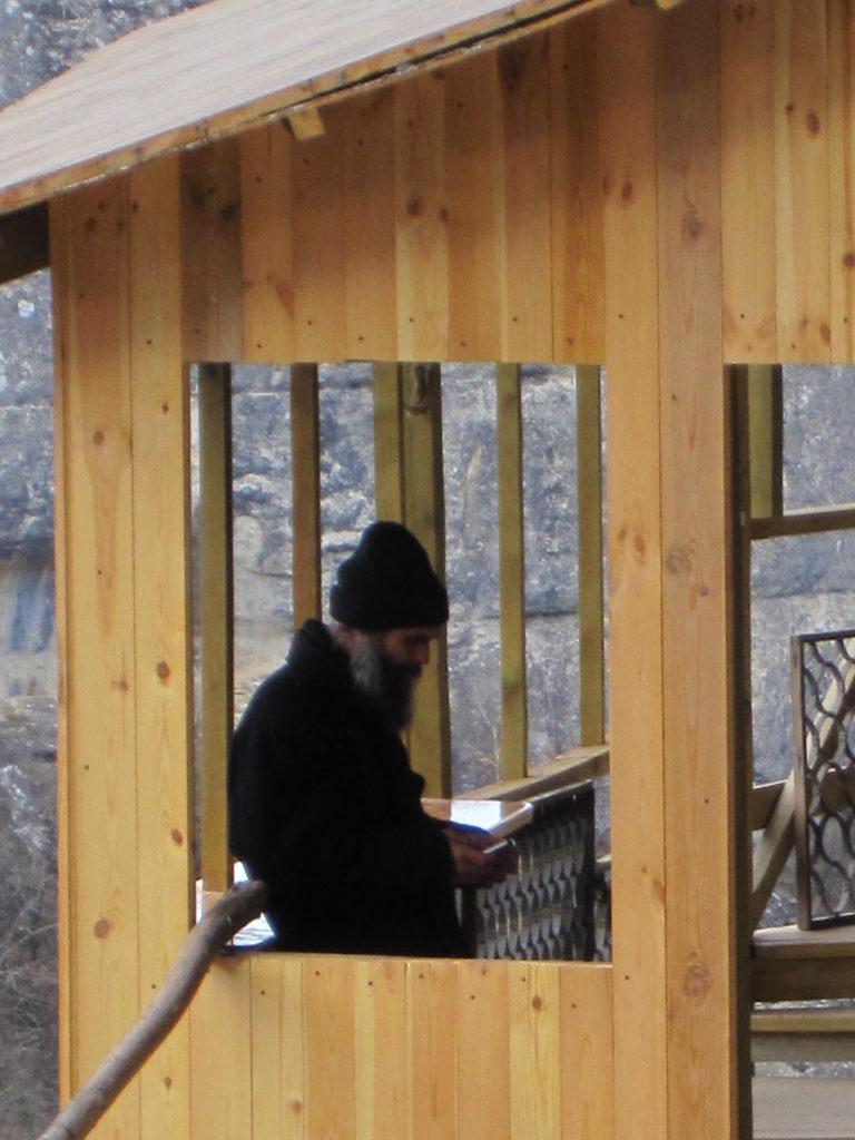 В монастыре св. вмч. Феодора Стратилата