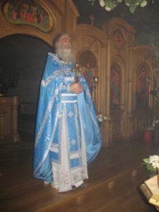 7 ареля о.Даниил