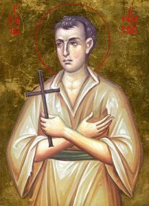 Святой праведный Иоанн Русский