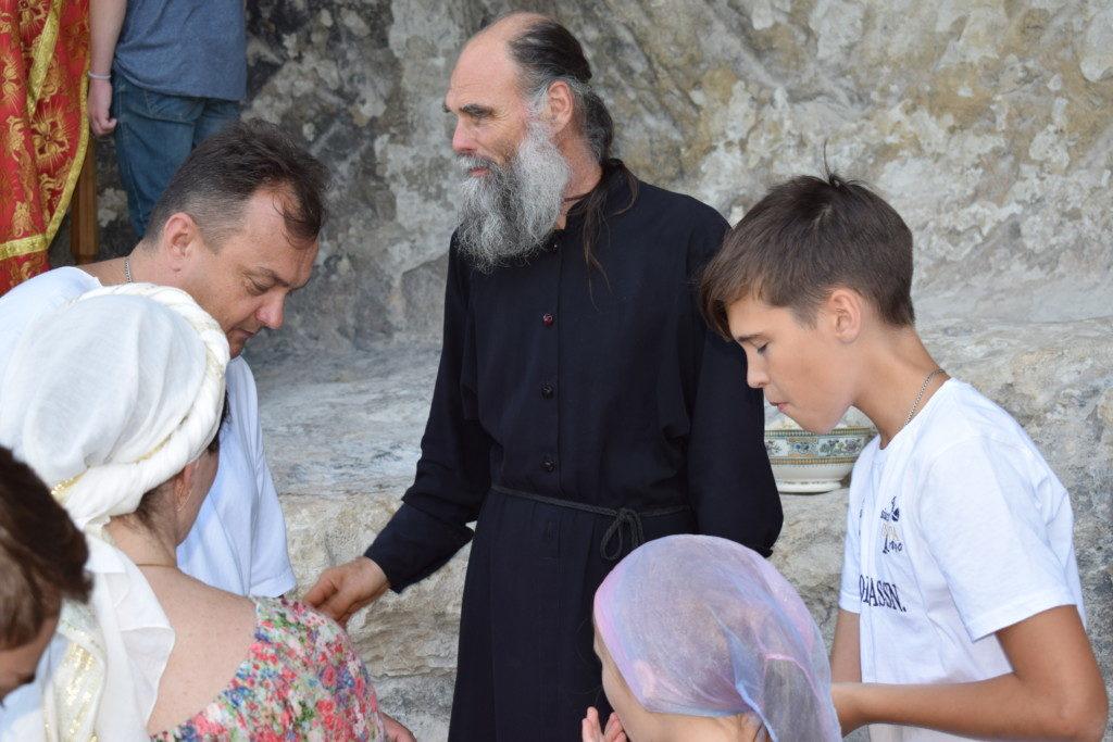 Кирилл. Монастырь Феодора Стратилата 2018