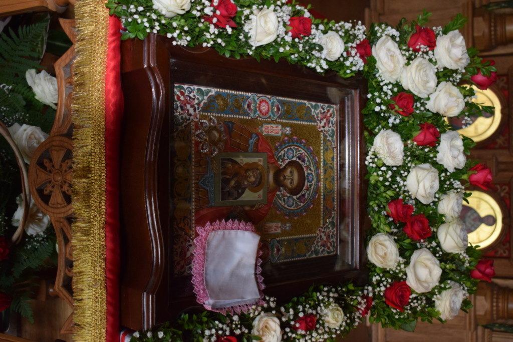 Престольный праздник в монастыре Феодора Стратилата 21 июня лето